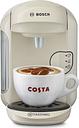 TASSIMO by Bosch Vivy2 TAS1407GB Hot Drinks Machine - Cream, Cream