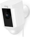 RING Spotlight Cam - White, White