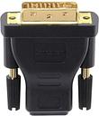 SANDSTROM AV Black Series SHDVA114X HDMI to DVI Adapter, Black