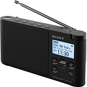 SONY XDR-S41D Portable DABﱓ Clock Radio - Black, Black