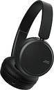 JVC HA-S35BT-B-U Wireless Bluetooth Headphones - Black, Black