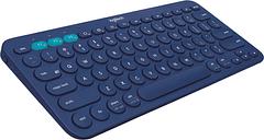 LOGITECH K380 Wireless Keyboard - Blue, Blue
