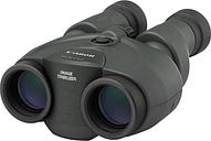 CANON 10 x 30 mm IS II Binoculars - Black, Black