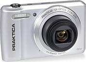 PRAKTICA Luxmedia Z212-S Compact Camera - Silver, Silver