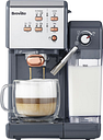 BREVILLE One-Touch VCF109 Coffee Machine - Graphite Grey & Rose Gold, Graphite
