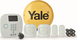 YALE IA-230 Intruder Alert Alarm Kit Plus
