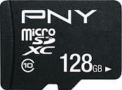 PNY Performance Plus microSDXC Memory Card - 128 GB