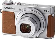 Canon PowerShot G9X MK II High Performance Compact Camera - Silver, Silver