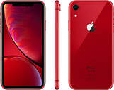 Apple iPhone XR - 64 GB, Red, Red