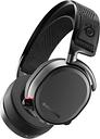STEELSERIES Arctis Pro Wireless 7.1 Gaming Headset - Black, Black