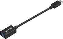 ADVENT AUSBCAA19 USB 2.0 to USB Type-C Adapter - 0.15 m
