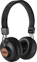 HOUSE OF MARLEY Positive Vibration 2.0 Headphones - Black, Black