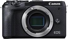 Canon EOS M6 Mark II Mirrorless Camera - Body Only