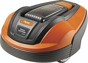 FLYMO 1200R Robot Lawn Mower - Orange & Grey, Orange