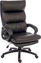 TEKNIK Luxe 6913 Reclining Executive Chair - Black, Black