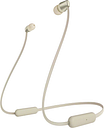 SONY WI-C310N Wireless Bluetooth Earphones - Gold, Gold