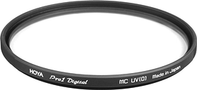 HOYA Pro-1 Digital UV Lens Filter - 72 mm, Black