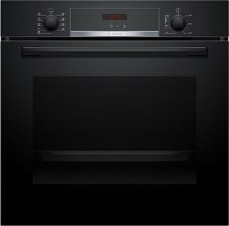 BOSCH Serie 4 HBS573BB0B Electric Oven - Black