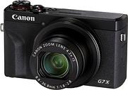 Canon?PowerShot G7 X Mark III High Performance Compact Camera - Black, Black