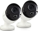 SWANN PRO-5MPMSBPK2-UK Bullet IR 1080p Full HD CCTV Add-On Cameras - Twin Pack