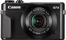 CANON PowerShot G7X Mark II High Performance Compact Camera - Black, Black