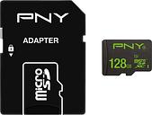 PNY High Performance Class 10 microSD Memory Card - 128 GB