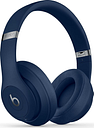 BEATS Studio 3 Wireless Bluetooth Noise-Cancelling Headphones - Blue, Blue