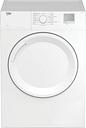 DTGV8000W 8 kg Vented Tumble Dryer - White, White
