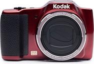 KODAK PIXPRO FZ201 Superzoom Compact Camera - Red, Red