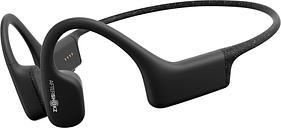 AFTERSHOKZ Xtrainerz Waterproof Sports Headphones - 4GB, Black, Black