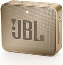 JBL GO2 Portable Bluetooth Speaker - Gold, Gold