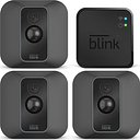 BLINK XT2 Full HD 1080p WiFi Security System - 3 Cameras