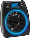 DIMPLEX DXGLO2 GloFan Portable Hot & Cool Fan Heater - Black, Black