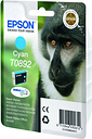 EPSON Monkey T0892 Cyan Ink Cartridge, Cyan