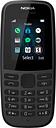 NOKIA 105 - 4 MB, Black, Black