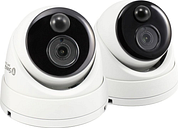 SWANN SWPRO-5MPMSDPK2-UK Thermal 5 MP Dome Add-On Security Cameras - Twin Pack, Snow