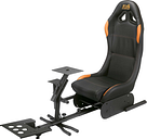 ADX ARSFBA0117 Gaming Chair - Black & Orange, Black