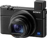 SONY Cyber-shot DSC-RX100 VII High Performance Compact Camera - Black, Black