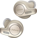 JABRA Elite 65t Wireless Bluetooth Headphones - Gold Beige, Gold