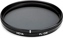 HOYA Circular Polarising Lens Filter - 55 mm