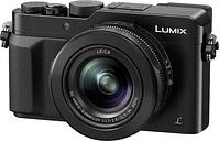 PANASONIC Lumix DMC-LX100EBK High Performance Compact Camera - Black, Black