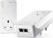 DEVOLO Magic 1 8361 WiFi Powerline Adapter Kit - Twin Pack