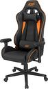 ADX Race19 Gaming Chair - Black & Orange, Black