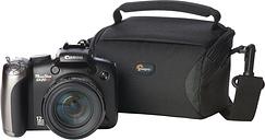 LOWEPRO Format 100 Compact System Camera Bag - Black, Black