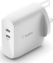 BELKIN 63 W Dual USB-C Wall Charger