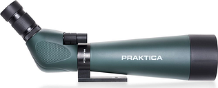 PRAKTICA Highlander 20-60 x 80 mm Spotting Scope - Green, Green
