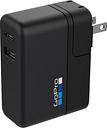 Gopro AWALC-002 Supercharger International Dual Port Charger - Black, Black