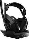 ASTRO A50 Wireless 7.1 Gaming Headset & Base Station - Black, Black