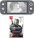 NINTENDO Switch Lite & The Witcher 3: Wild Hunt Bundle - Grey, Grey