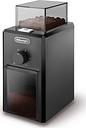 DELONGHI KG79 Electric Coffee Grinder - Black, Black